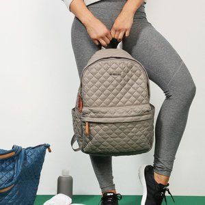 MZ Wallace Oxford Quilted Backpack